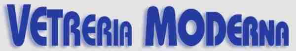 vetreria moderna Logo